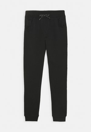 WOMAN LONG PANT - Verryttelyhousut - nero