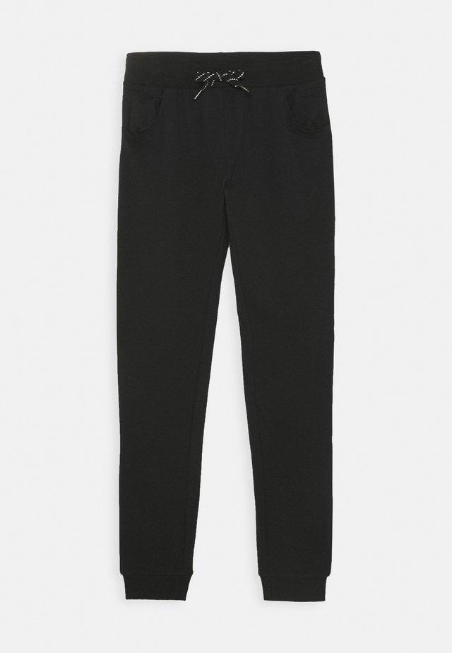 WOMAN LONG PANT - Træningsbukser - nero