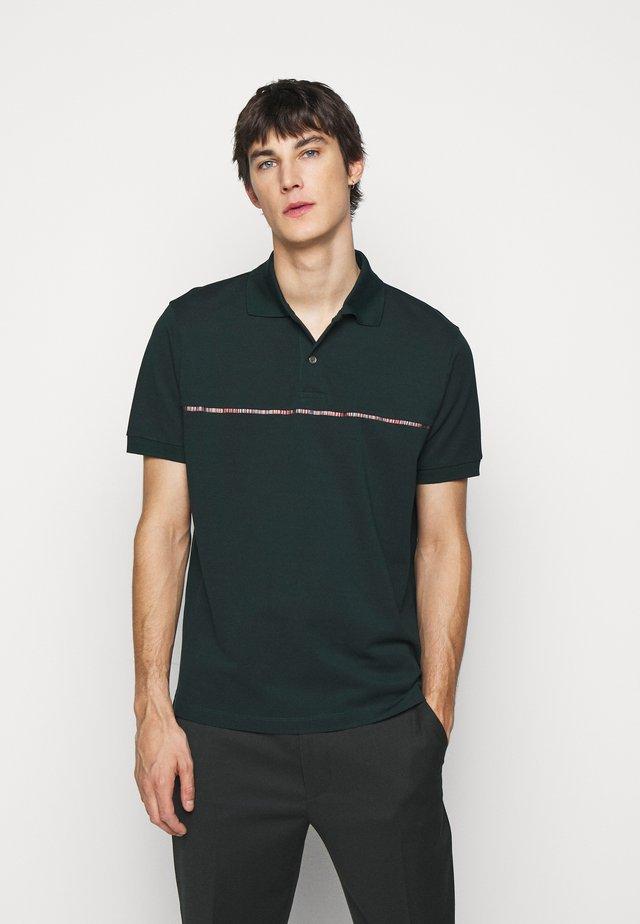 Poloshirts - dark green