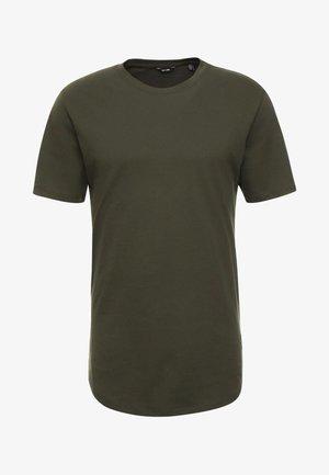 ONSMATT LONGY TEE - Basic T-shirt - forest night
