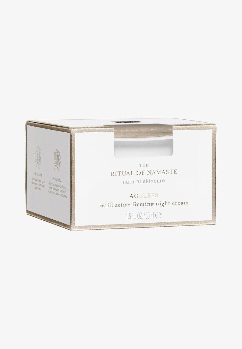 Rituals - THE RITUAL OF NAMASTÉ ACTIVE FIRMING NIGHT CREAM REFILL - Night care - -