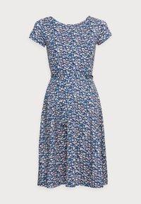 King Louie - SALLY DRESS PERRIS - Jersey dress - dutch blue - 3