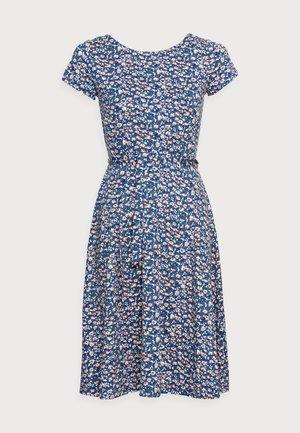 SALLY DRESS PERRIS - Sukienka z dżerseju - dutch blue