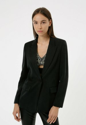 ASELANA - Blazer - black