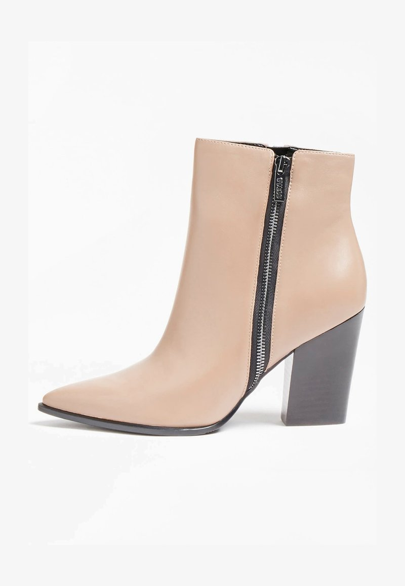 Guess - JAKIRA - Classic ankle boots - beige