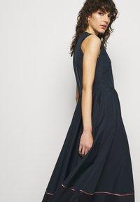 Roksanda - ATHENA DRESS - Maxi šaty - navy/midnight - 4