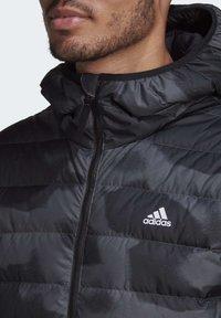 adidas Performance - Sports jacket - grey - 8