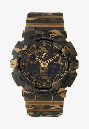 Kronografklokke - camo