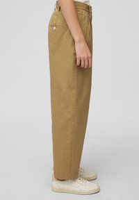 Marc O'Polo DENIM - Trousers - suntanned - 4