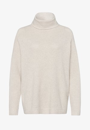 Jumper - beige varied