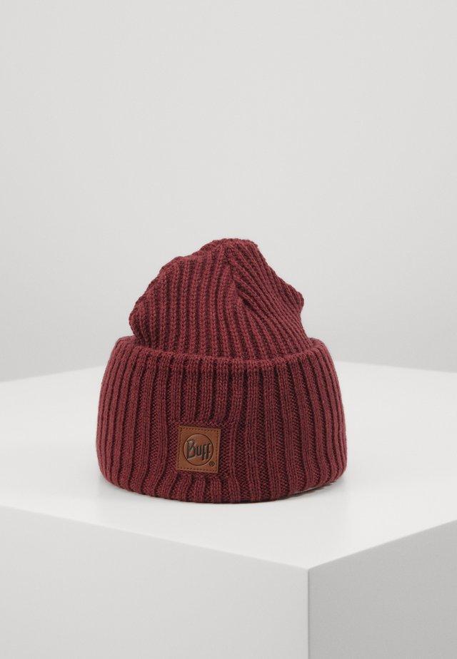 Keps - rutger maroon