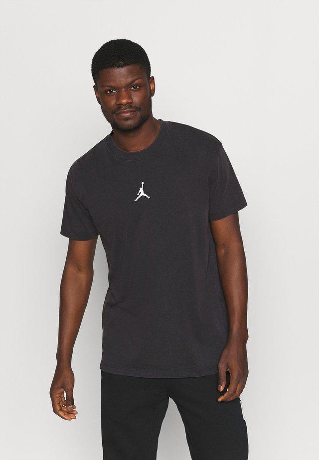 DRY AIR - T-shirt basic - black/white
