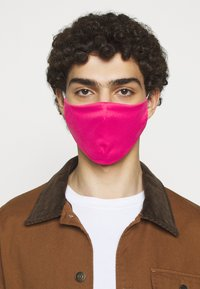 Even&Odd - 3 PACK - Community mask - petrol/red/pink - 3