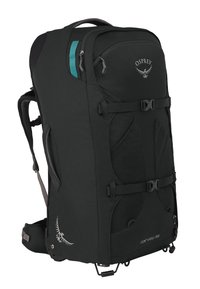 Osprey - FAIRVIEW WHEELS - Wheeled suitcase - black - 2