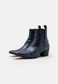 Jeffery West - VEGAN MURPHY CHELSEA - Cowboy/biker ankle boot - ocean - 1