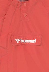 Hummel - OJO UNISEX - Waterproof jacket - tea rose - 3