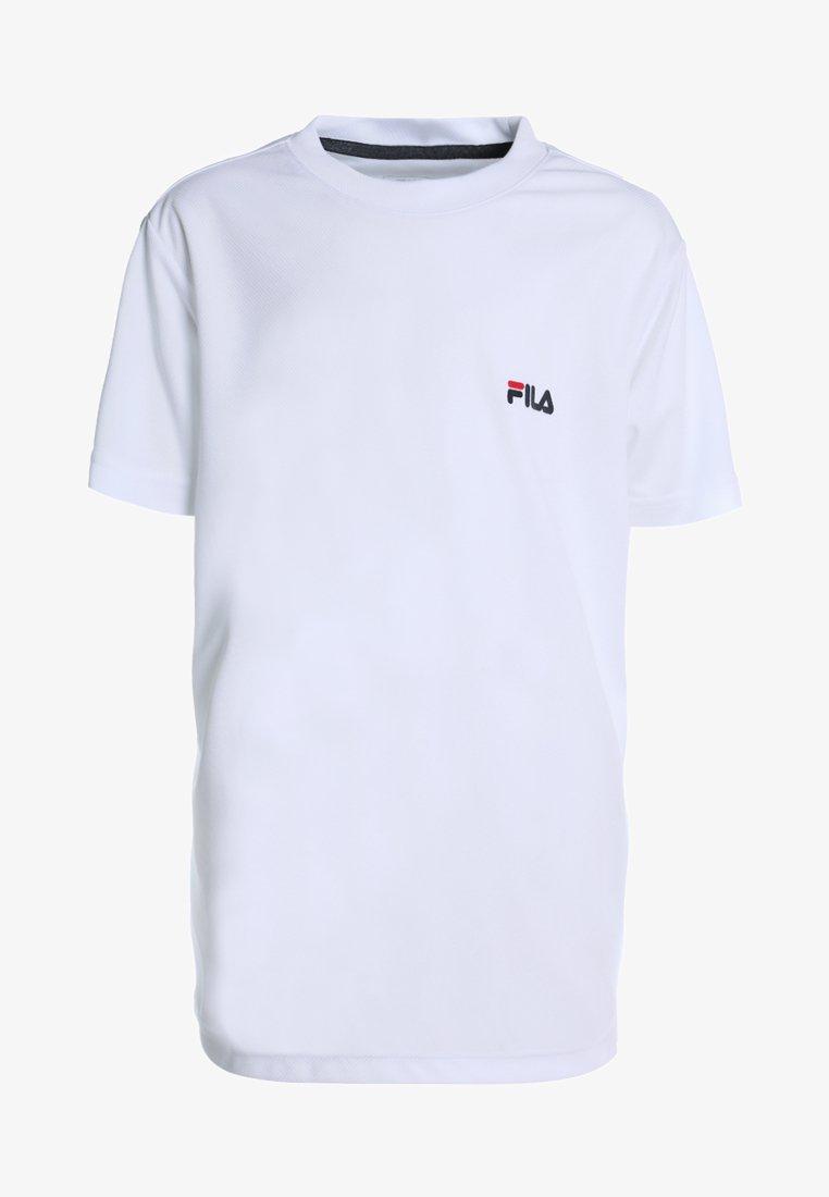 Fila - LOGO - Basic T-shirt - white