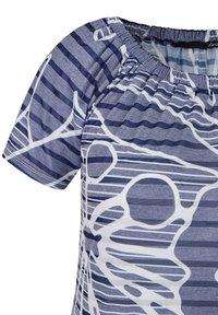 LeComte - Print T-shirt - blau - 2