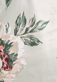 Hunkemöller - PAINTED FLOWER - Camicia da notte - mint - 5