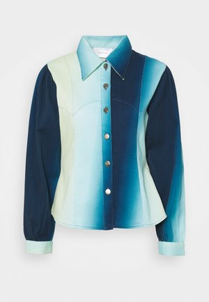 ALEXA  - Denim jacket - blue fade