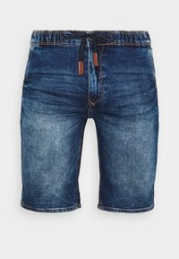 Blend - Denim shorts - denim middle blue - 3