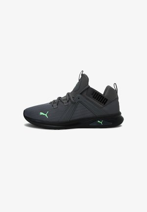 ENZO 2 ECO RUNNING  - Neutral running shoes - castlerock-black-green