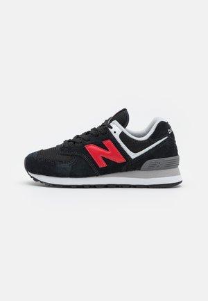 574 UNISEX - Sneakers laag - schwarz