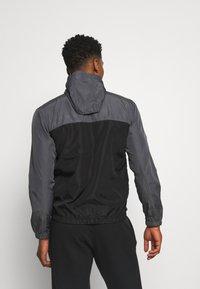 Brave Soul - ASHBLOCK - Training jacket - grey/black - 2