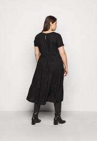 ONLY Carmakoma - CARFABULOUS DRESS  - Day dress - black - 2