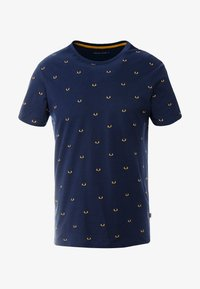 Pier One - T-Shirt print - dark blue - 4