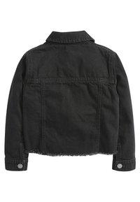 Next - Denim jacket - black - 1