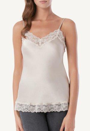 Pyjama top - off-white