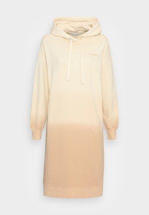 DRESS HOOD - Day dress - multi/natural shades