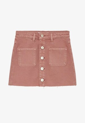 PINK - Denim skirt - roze