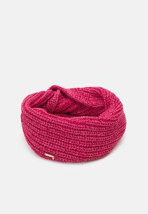 NECK UNISEX - Kruhová šála - souvenir pink