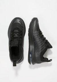 Nike Sportswear - AIR MAX AXIS - Sneakers - black - 0
