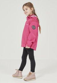 ZIGZAG - Outdoor jacket - 4072 pink peacock - 2