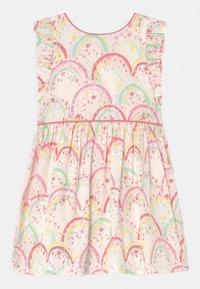 Marks & Spencer London - RAINBOW - Vestido informal - white - 0