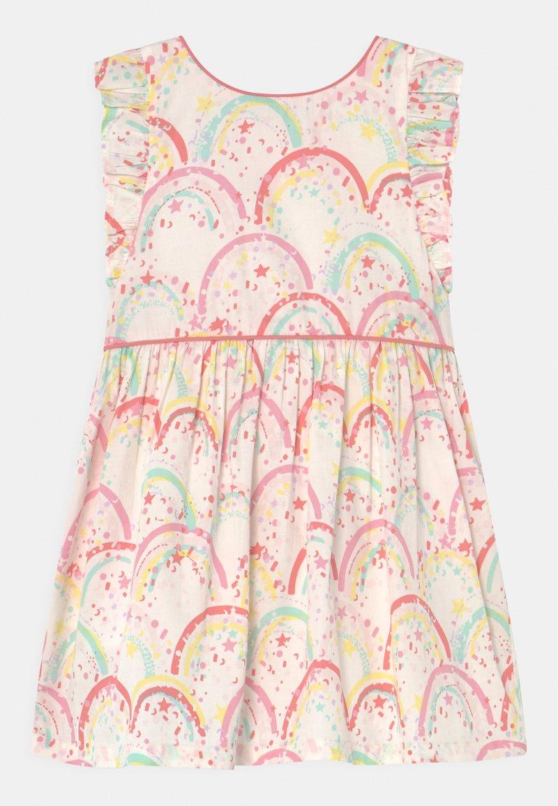 Marks & Spencer London - RAINBOW - Vestido informal - white