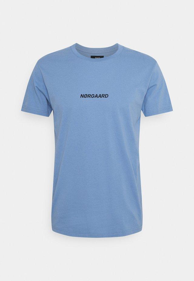 Print T-shirt - riviera
