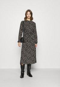 Moves - TANISA - Day dress - black - 1