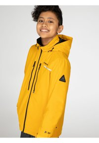 Protest - Lyžařská bunda - dark yellow - 6