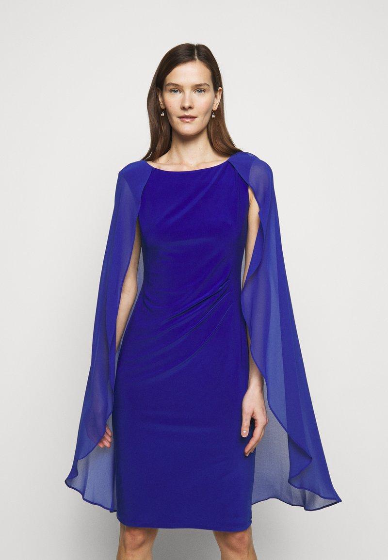 Lauren Ralph Lauren - CLASSIC DRESS COMBO - Cocktail dress / Party dress - french ultramarin