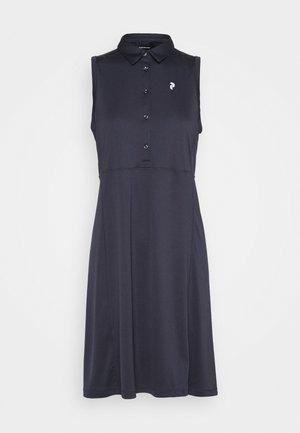 SLATE SET - Sportovní šaty - blue shadow