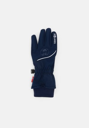 KIDS TROLLTUNGA GLOVE UNISEX - Gloves - navy