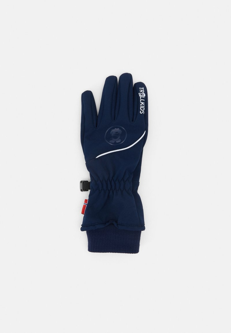 TrollKids - KIDS TROLLTUNGA GLOVE UNISEX - Gloves - navy