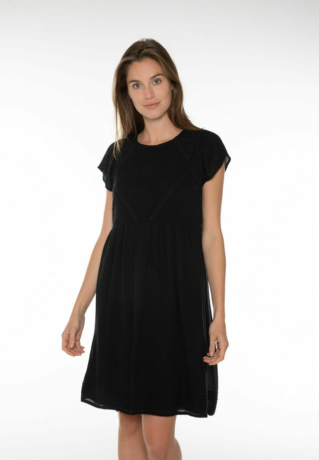 MELODY  - Korte jurk - true black