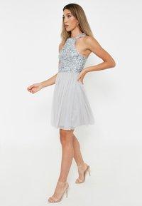 BEAUUT - Cocktail dress / Party dress - light grey - 2