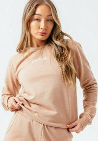 Hype - Sweatshirt - sand - 3