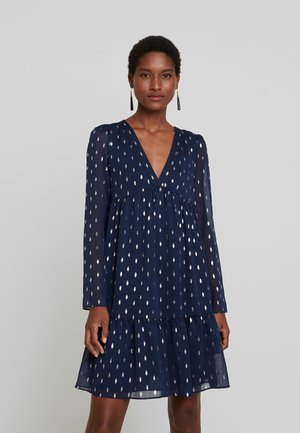FOIL - Cocktail dress / Party dress - bleu marine
